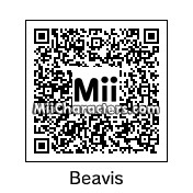 QR Code for Beavis by Alien803