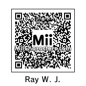 QR Code for Ray William Johnson by OrcoolDRM10