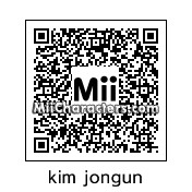 QR Code for Kim Jong-un by D3PTH