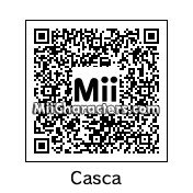 QR Code for Casca by SkinnyCat