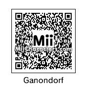 QR Code for Ganondorf by summygubby13