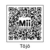 QR Code for Hideki Tojo by Alien803
