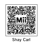 QR Code for Shay Carl by Tealpig
