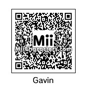 QR Code for Gavin by Tealpig