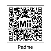 QR Code for Padme Amidala by Biohazard3DS
