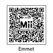 QR Code for Emmet by K1ngOfN1njas