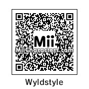 QR Code for Wyldstyle by K1ngOfN1njas