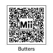 QR Code for Butters Stotch by K1ngOfN1njas