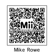 QR Code for Mike Rowe by Alien803