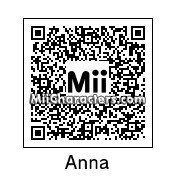 QR Code for Anna of Arendelle by PumpUpTheFruit