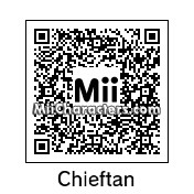 QR Code for Agent Chieftan by Bobby64
