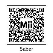QR Code for Saber by Eskay64