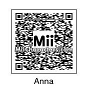 QR Code for Princess Anna of Arendelle by cloaked1