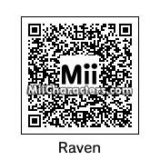QR Code for Raven by cloaked1