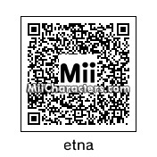 QR Code for Etna by husagi