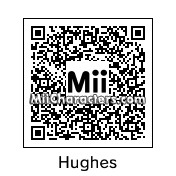 QR Code for Maes Hughes by megamachopop