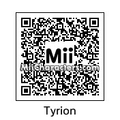 QR Code for Tyrion Lannister by xerik