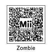QR Code for Zombie by Sandels