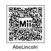 QR Code for Abraham Lincoln by Alien803