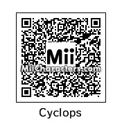 QR Code for Cyclops by gmandres79