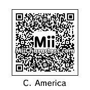 QR Code for Captain America by gmandres79