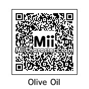 QR Code for Olive Oil by Scott