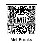 QR Code for Mel Brooks by Ali