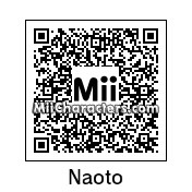QR Code for Naoto Shirogane by ZombyGoast