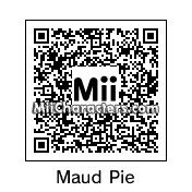 QR Code for Maud Pie by slochmoeller