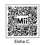 QR Code for Elisha Cuthbert by celery
