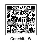 QR Code for Conchita Wurst by Max Romer
