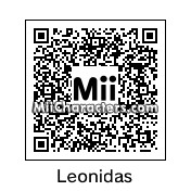 QR Code for King Leonidas by Alien803
