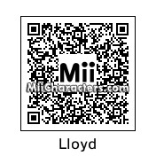 QR Code for Lloyd Garmadon by K1ngOfN1njas
