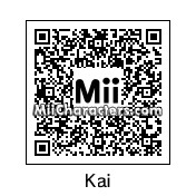 QR Code for Kai by K1ngOfN1njas