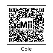 QR Code for Cole by K1ngOfN1njas