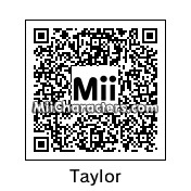 QR Code for Taylor Swift by kettlecorn