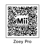 QR Code for YogsCast Zoey by Ugion