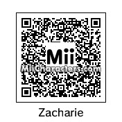 QR Code for Zacharie by bibarel