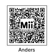 QR Code for Anders by Velkyn