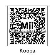 QR Code for Koopa by YoshiConroy