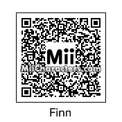 QR Code for Finn by SwagPig