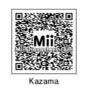 QR Code for Chikage Kazama by Fuukun