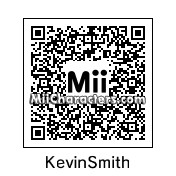 QR Code for Kevin Smith by celery