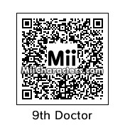 QR Code for The 9th Doctor by Ripjaw105DW