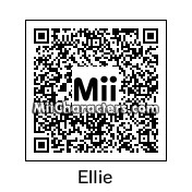 QR Code for Ellie Goulding by Michaviel