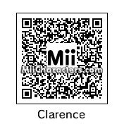 QR Code for Clarence by SwagPig