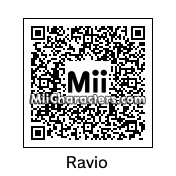 QR Code for Ravio by SwagPig