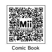 QR Code for Comic Book Guy by celery