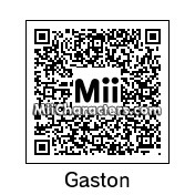 QR Code for Gaston LeGume by Ultra