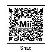QR Code for Shaquille O'Neal by Mabeas